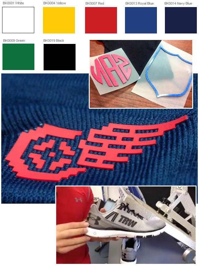 Siser Brick термотрансферная пленка для печати на одежде сумках бейсболках обуви